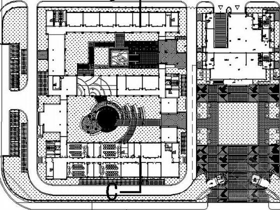 [浙江]美丽优雅校园景观设计施工图