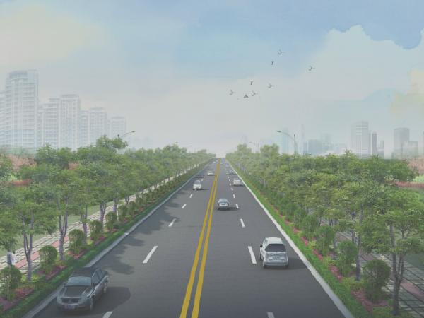 [天津]市政道路(道路/排水/绿化/中水及路灯)施工组织设计(239页)