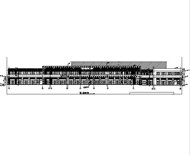 [广东]国际知名设计院住宅及商业网点、幼儿园施工图(全专业)_5