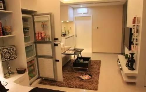装修三步走,让小户型室内装修设计变得更有信心