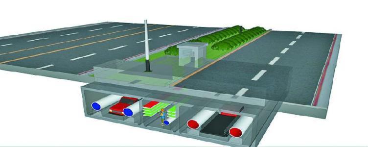 城市地下综合管廊冬季施工专案