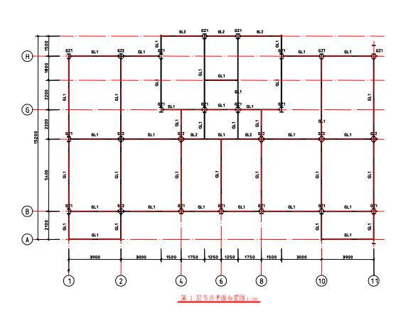 多层钢框架结构设计统一技术措施及流程(PDF,22页)