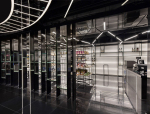 自由空间KTV总店改造项目室内设计效果图