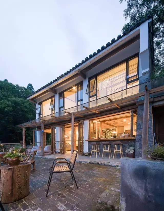 中国最美40家——设计型民宿酒店集合_175