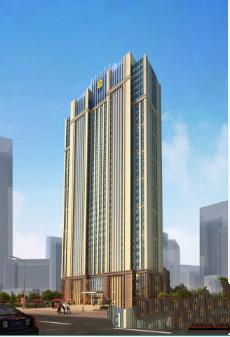 [大连]香格里拉大酒店项目的BIM综合应用