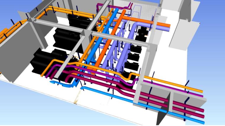 Revit机电专业IFC导入BIM5D操作过程