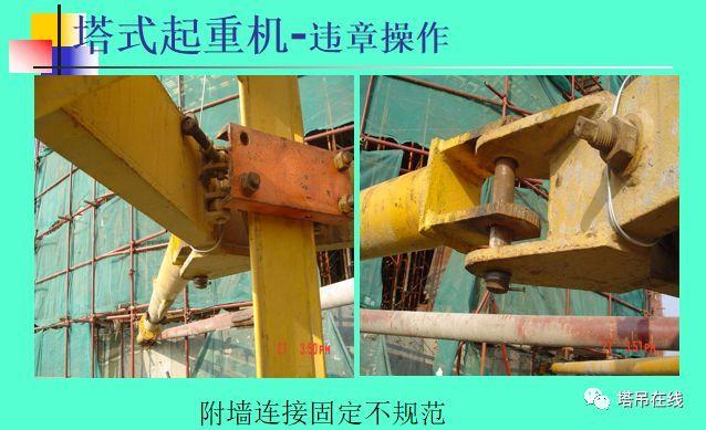 塔式起重机安全技术规程及检查技术规程PPT_15