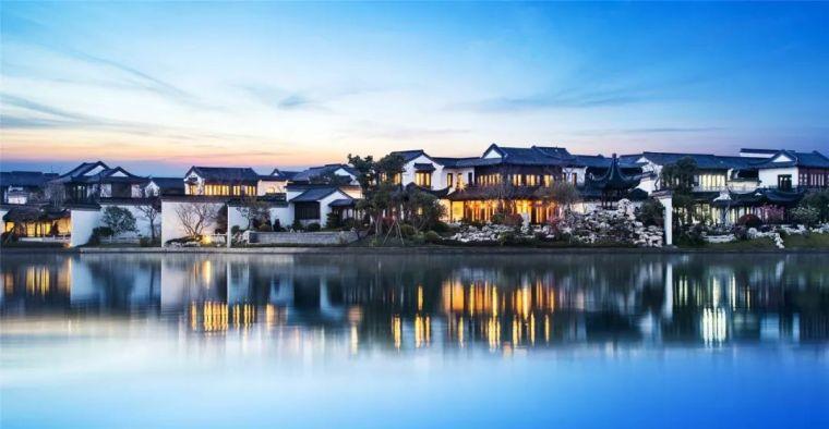 6个顶级中式豪宅 —— 融创