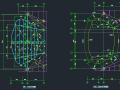 钢桁架雨篷结构设计图