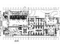 [浙江]萧山胤隆会洗浴会所设计施工图(附效果图+物料表)