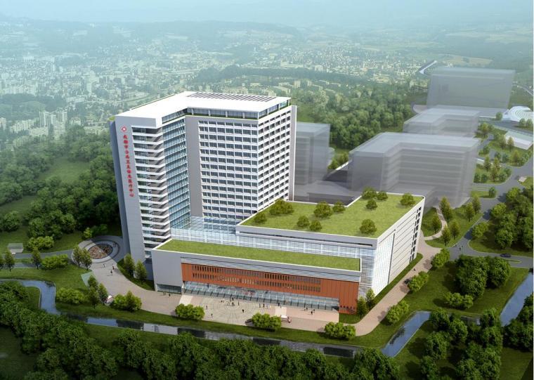 [四川]某市公共卫生临床医疗中心三期项目规划方案文本(PPT+42页)