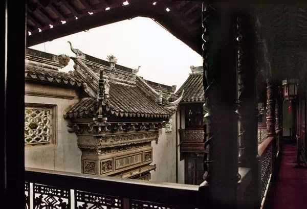 万漪景观分享-逐渐消失中的中国古建筑之美_6