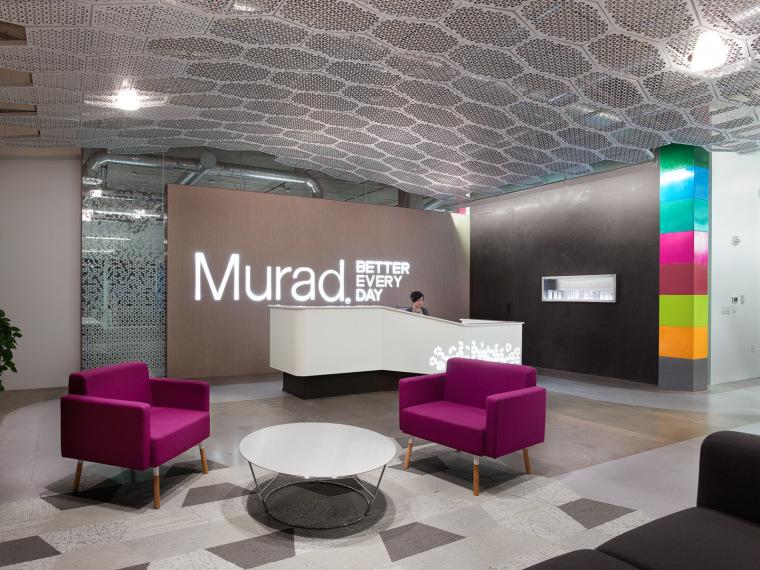 美国Murad公司总部办公室_3