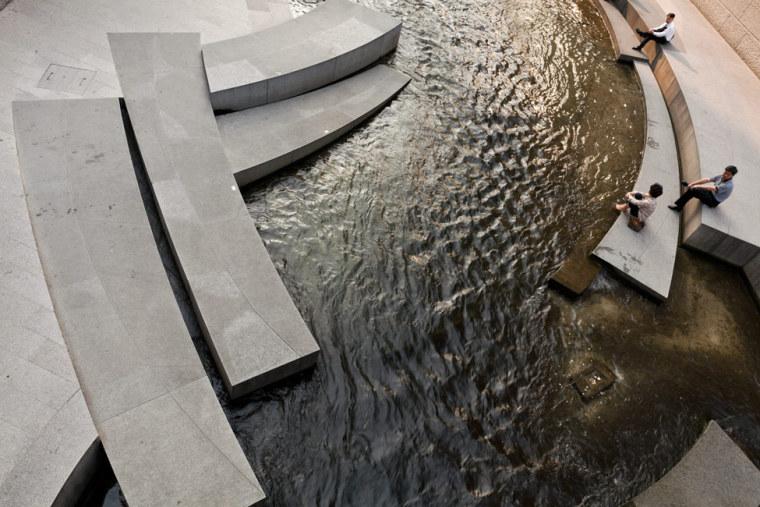 韩国ChonGae运河修复工程_3