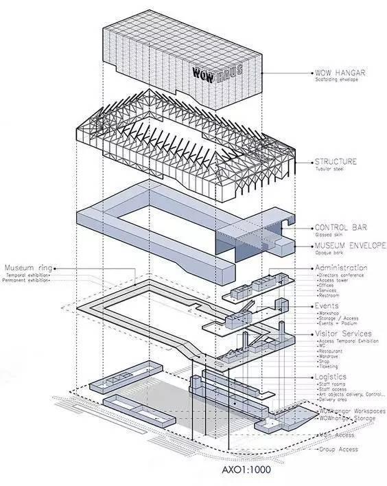 """脱了!建筑分析图怎么""""脱""""?_14"""