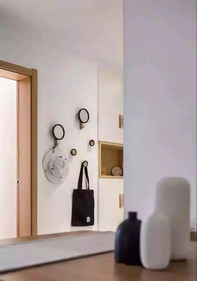 80㎡北欧风格紧凑房,卧室这项设计与众不同