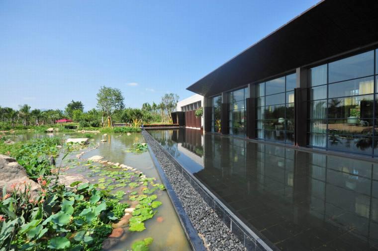 福州阳光城翡丽湾住宅景观-17