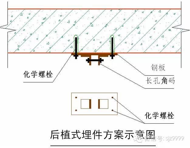 石材墙幕做法——详细节点图_14