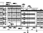 四层艺术楼建筑施工图(全套图纸)
