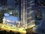 福州三迪中心:水意向+生态理念,打造趣味商业空间