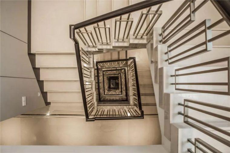 450㎡现代别墅设计,高贵与品质兼备!_11