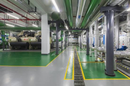 |欣赏|堪称中国典范的机电安装工程!_3
