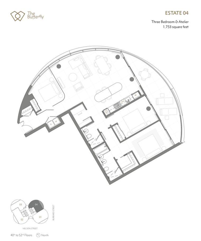 一栋住宅十年设计,这可能是世界上最梦幻的公寓楼_38