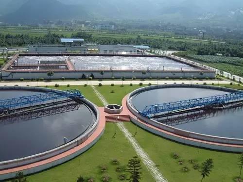 比史上最全更全,近60种污水、废水处理工艺流程图及典型工艺