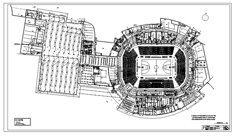内蒙古体育馆智能照明系统全套图纸_4