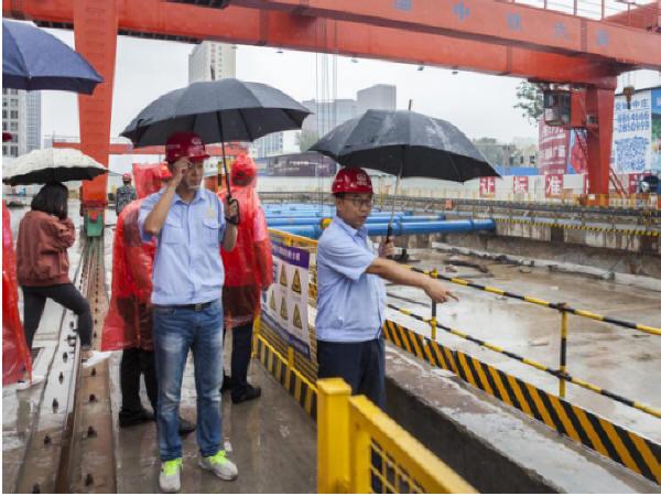 地铁车站土建工程施工风险分析与对策