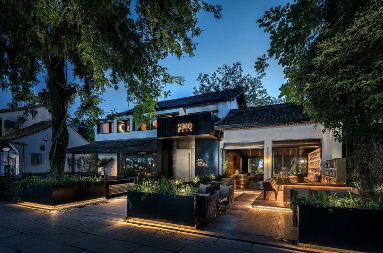 杭州以技术交流为核心的2100Club酒吧