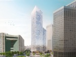 美国底特律地标性城市总体规划