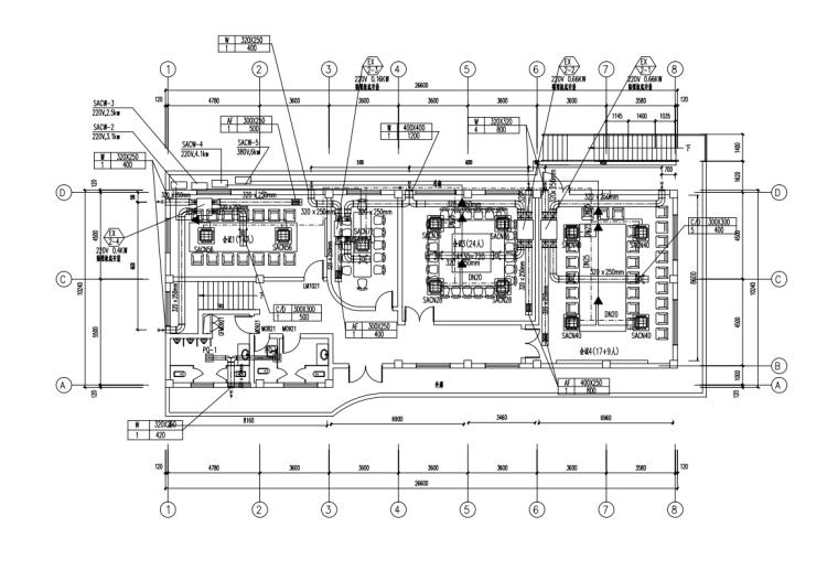 南翔精准医学产业园暖通设计施工图