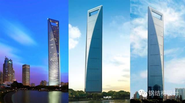 超高层赏析--上海环球金融中心钢结构施工技术
