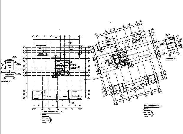 [海南]高层全专业审图后住宅建筑施工图(含全专业及车库)_8