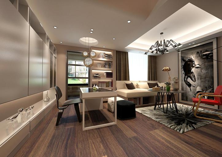 房地产样板间装修项目整体设计方案(3套案例)
