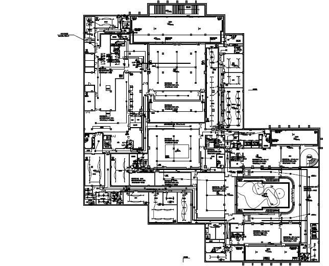 陕西大型传统文化博物馆全套亿客隆彩票首页图纸