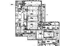 陕西大型传统文化博物馆全套施工图纸