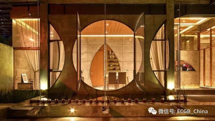 [多图]由开窗方式给建筑带来的灵气