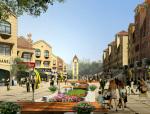 城市商业空间综合环境设计施工图