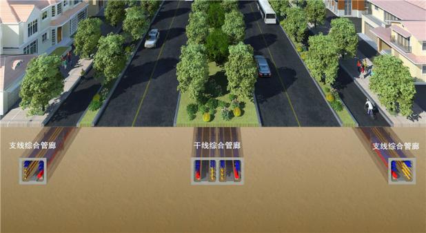 城市地下综合管廊无线对讲系统解决方案