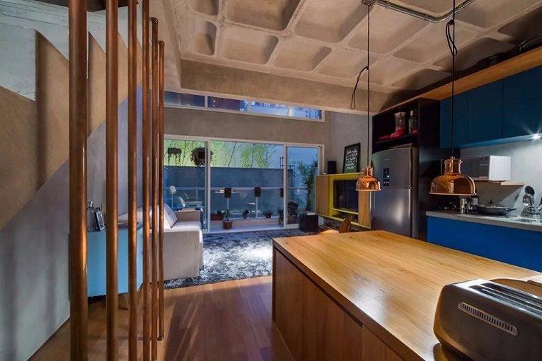 40㎡现代小户型住宅