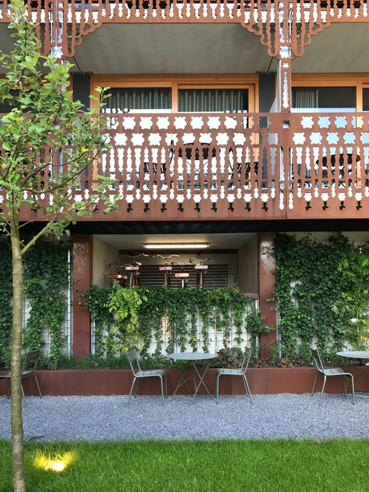 荷兰预制混凝土模块式的住宅-荷兰预制混凝土模块的住宅外部实景图 (7)