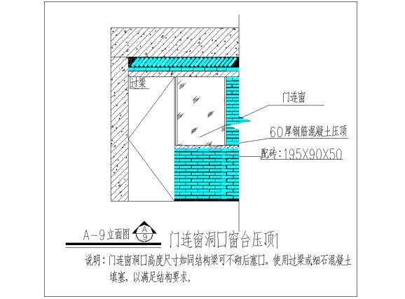 棚户区改造工程填充墙砌体施工方案_8