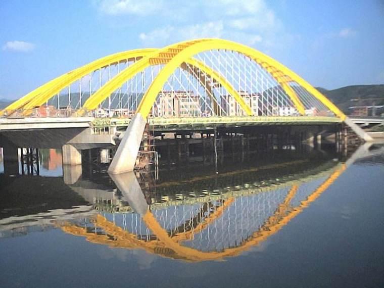 桥梁工程造价课程设计资料下载-桥梁施工组织课程设计(26页)