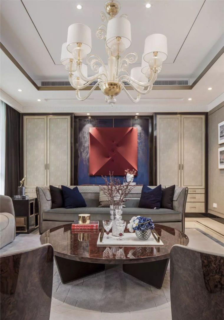 450㎡现代别墅设计,高贵与品质兼备!_2