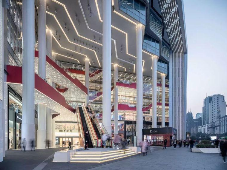 重新连结城市生活-上海世茂广场改造,上海/Kokaistudios_3
