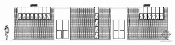 [北京]某奥林匹克公共卫生间建筑施工图
