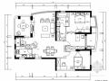 [苏州]花园洋房现代简约三室二厅CAD装修施工图(含高清实景图)