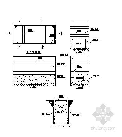 [江苏]顶管工作井深基坑(沟槽)施工方案